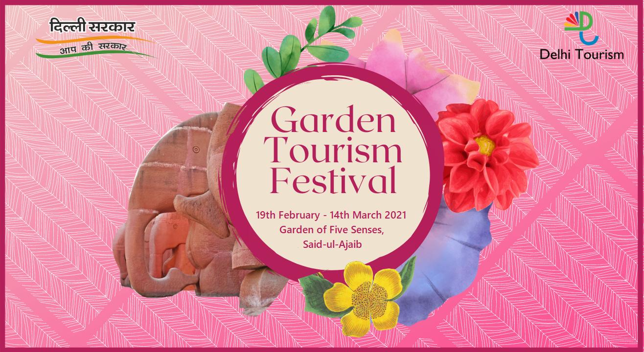 34th The Garden Tourism Festival