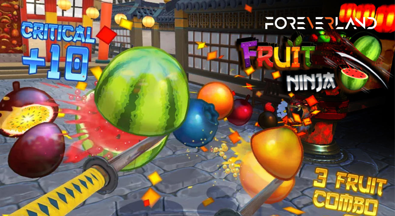 Foreverland: Fruit Ninja VR