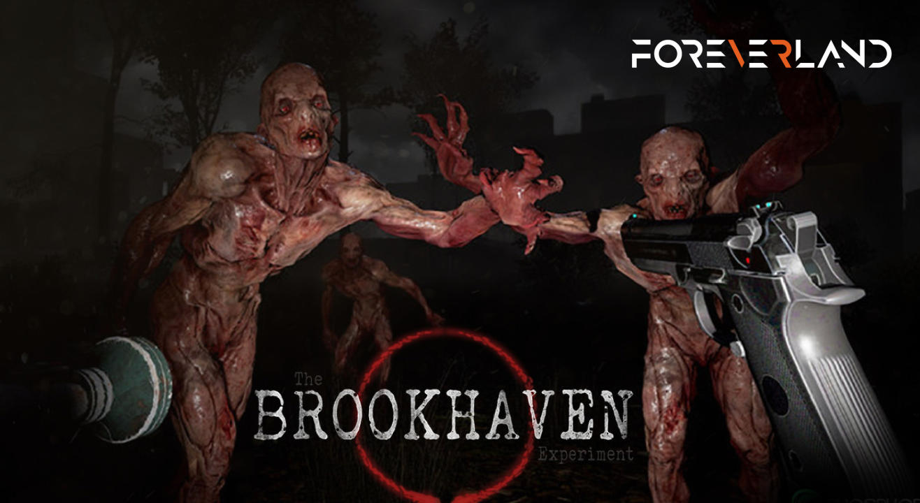 Foreverland: The Brookhaven Experiment (Horror VR Shooter)