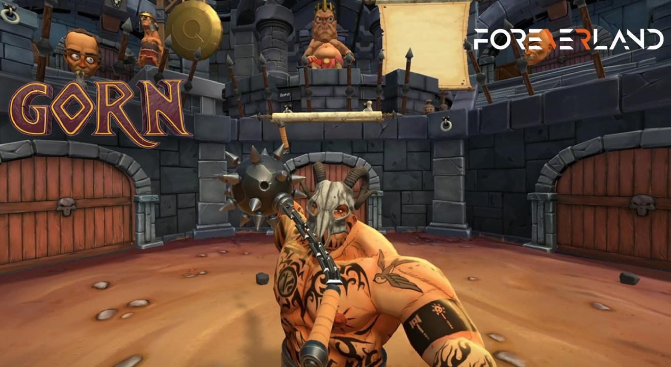 Foreverland: Gorn (Gladiator Fight VR)