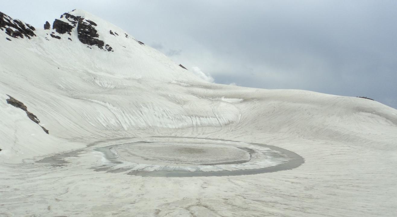 Manali - Bhrigu Lake Trek