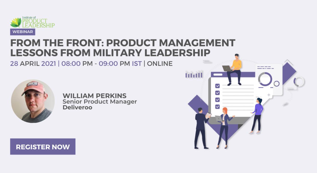 From the Front: Product Management Lessons from Military Leadership