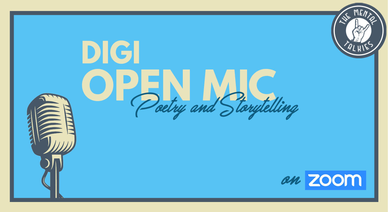 DiGi Open Mic-Poetry and Storytelling