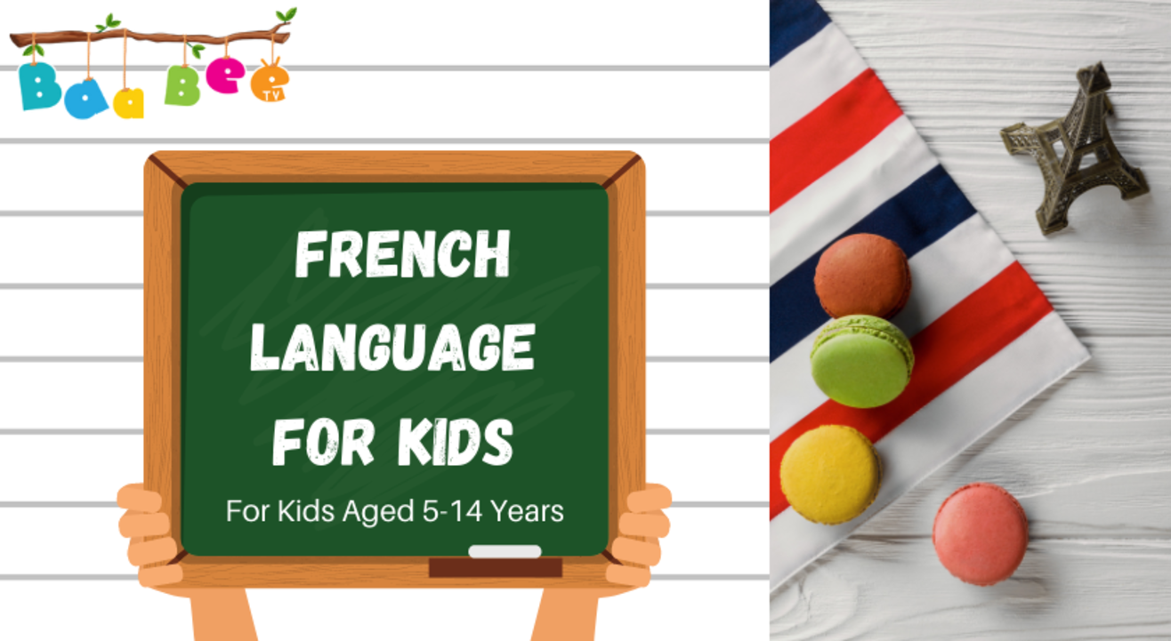 French Language For Kids | Demo Class | For Kids Aged 5-14 Years | BaaBee TV