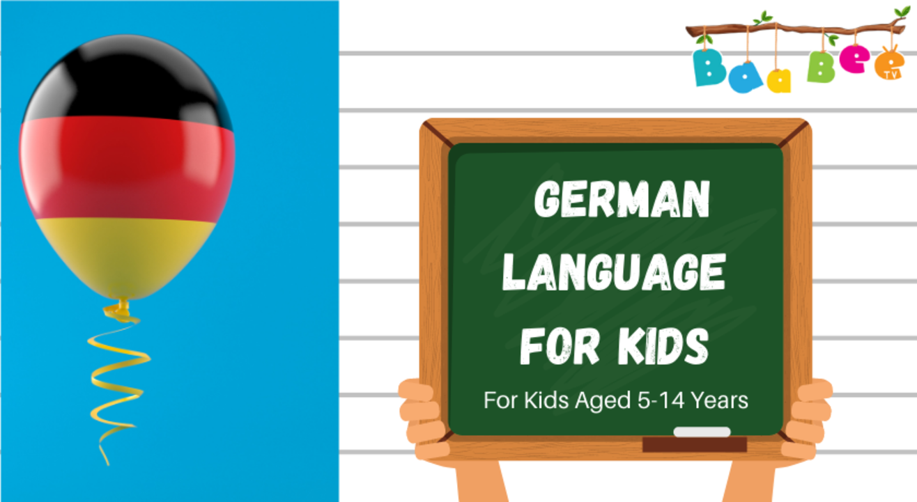 German Language For Kids | Demo Class | For Kids Aged 5-14 Years | BaaBee TV