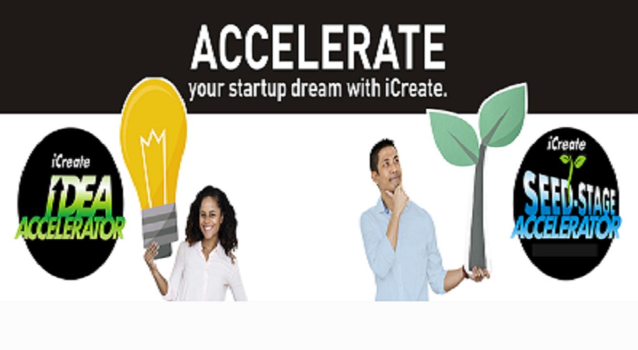 iCreate Idea Accelerator - Batch 6