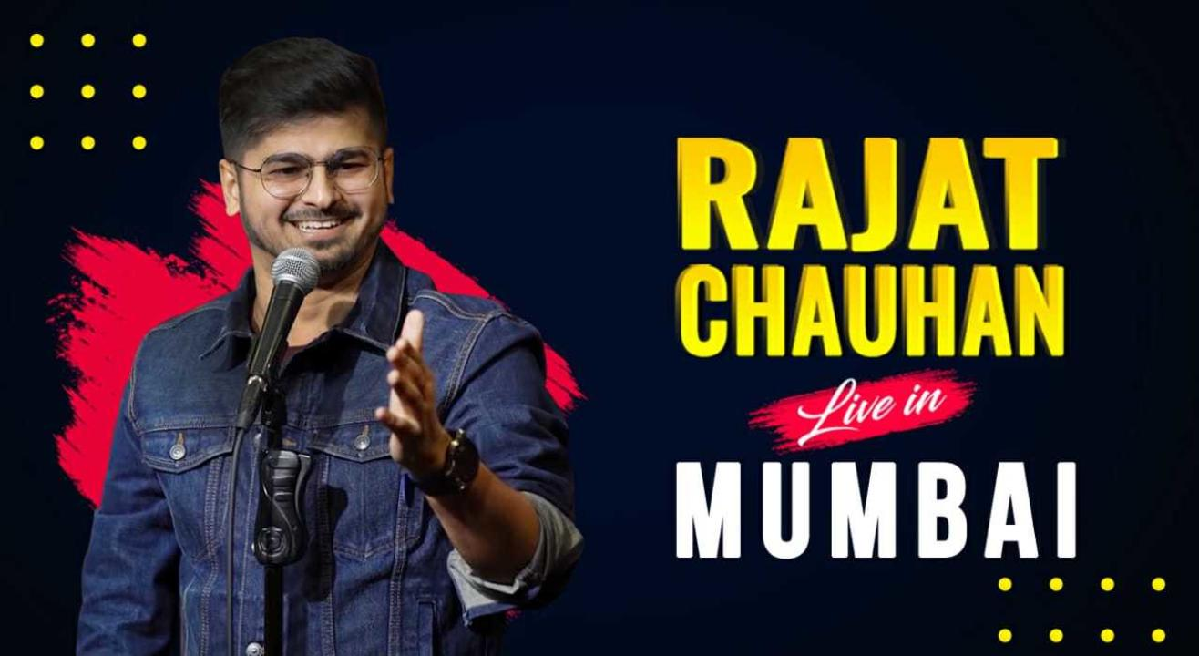 Rajat Chauhan Live Stand Up Comedy