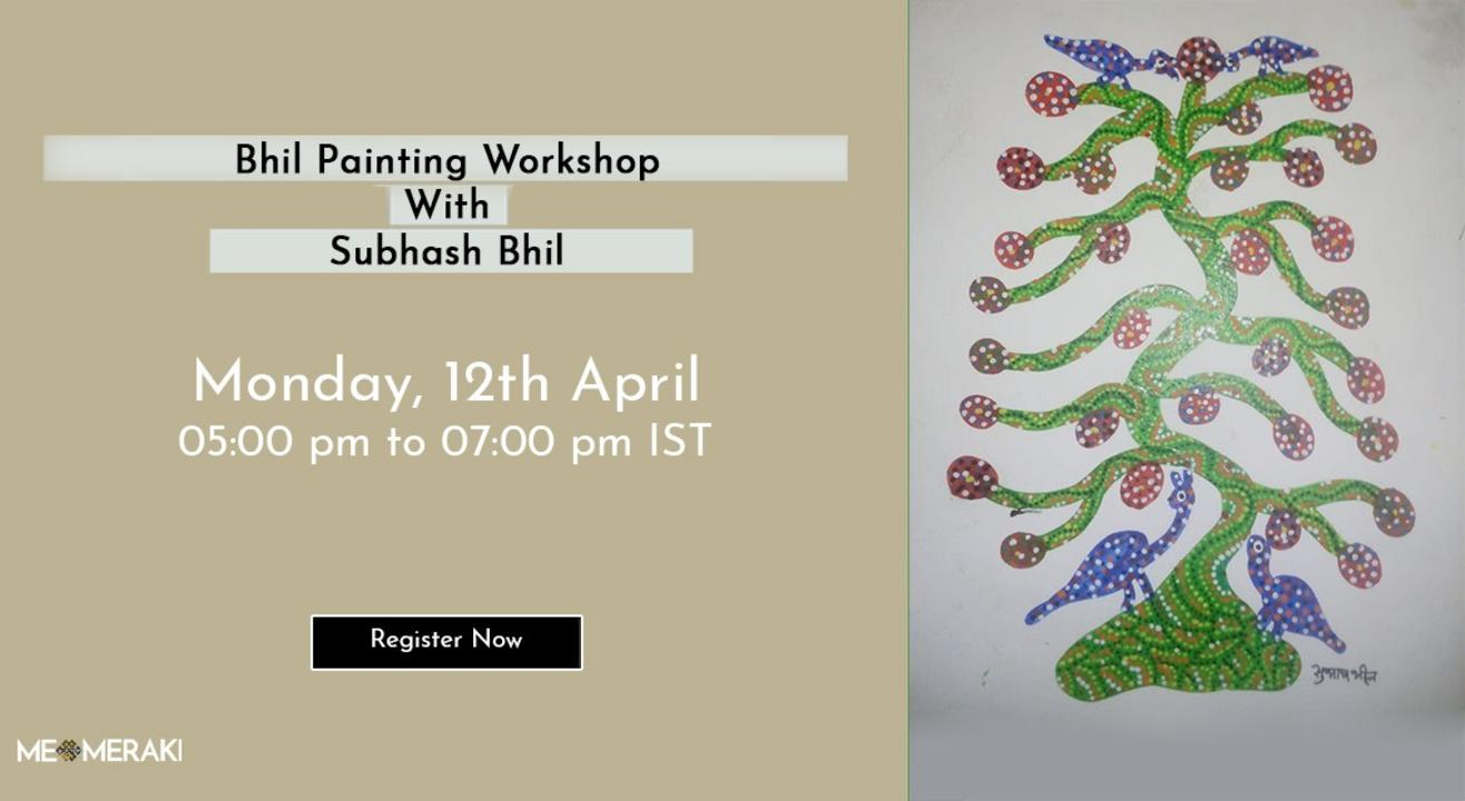 ONLINE BHIL WORKSHOP BY SUBHASH BHIL