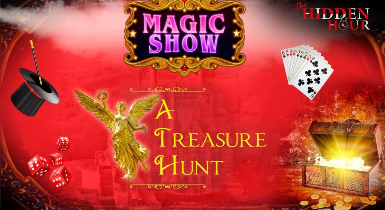 MAGIC SHOW - A TREASURE HUNT (Gurugram)