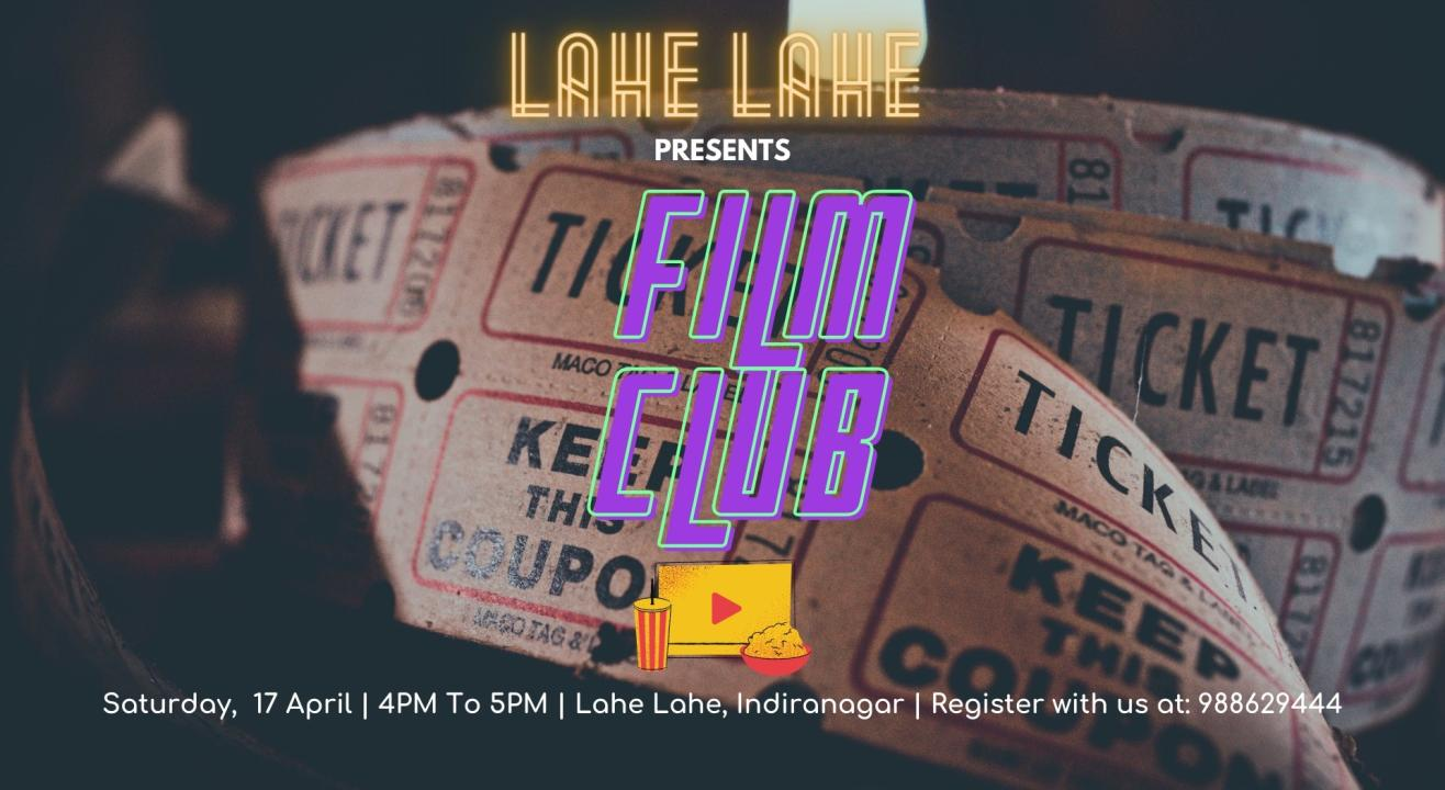 Lahe Lahe Film Club (Summer Love)