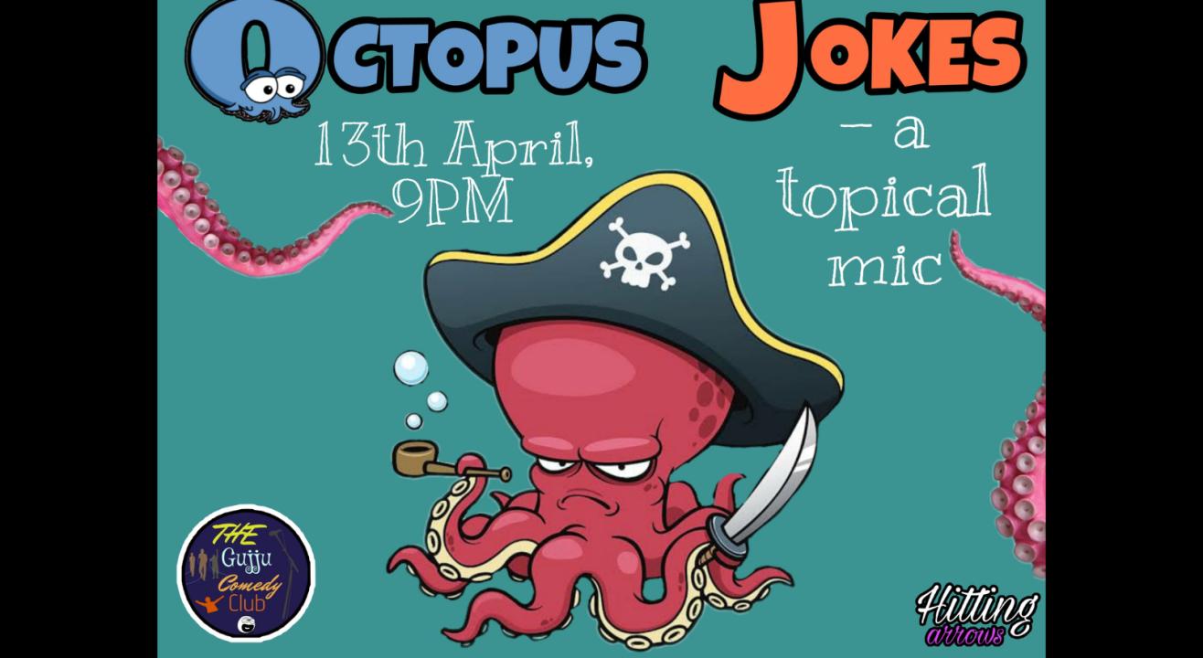Octopus Jokes: Comedy Mic