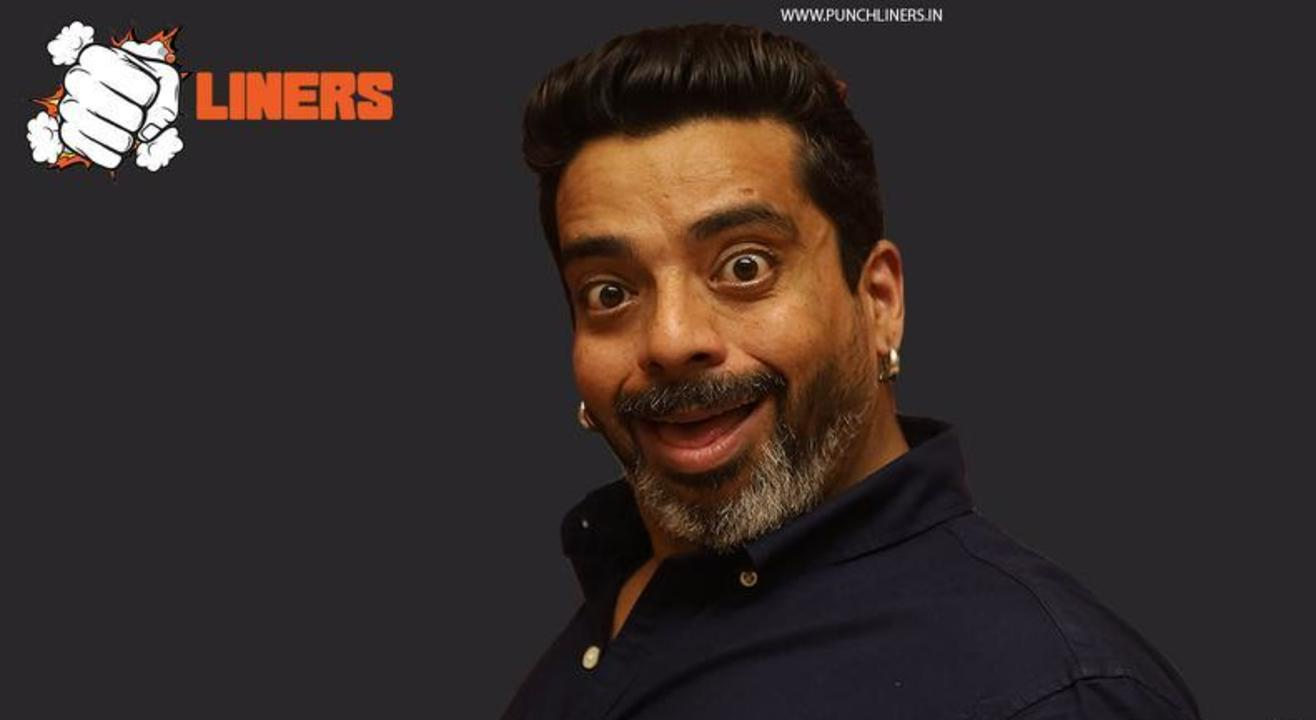 Punchliners Comedy Show ft Jeeveshu Ahluwalia in Bangalore Whitefield