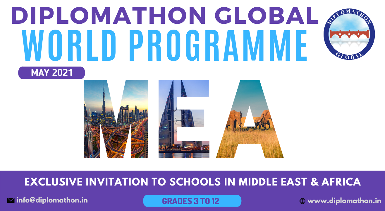 Diplomathon Global World Programme (Middle East and Africa)
