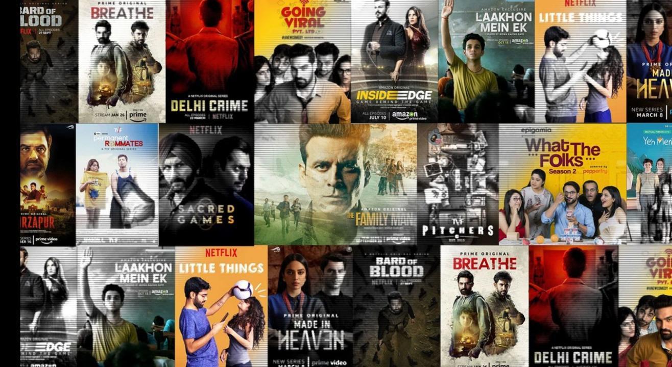 Dialogues with Cinema Meet-Up: Indian Web Series