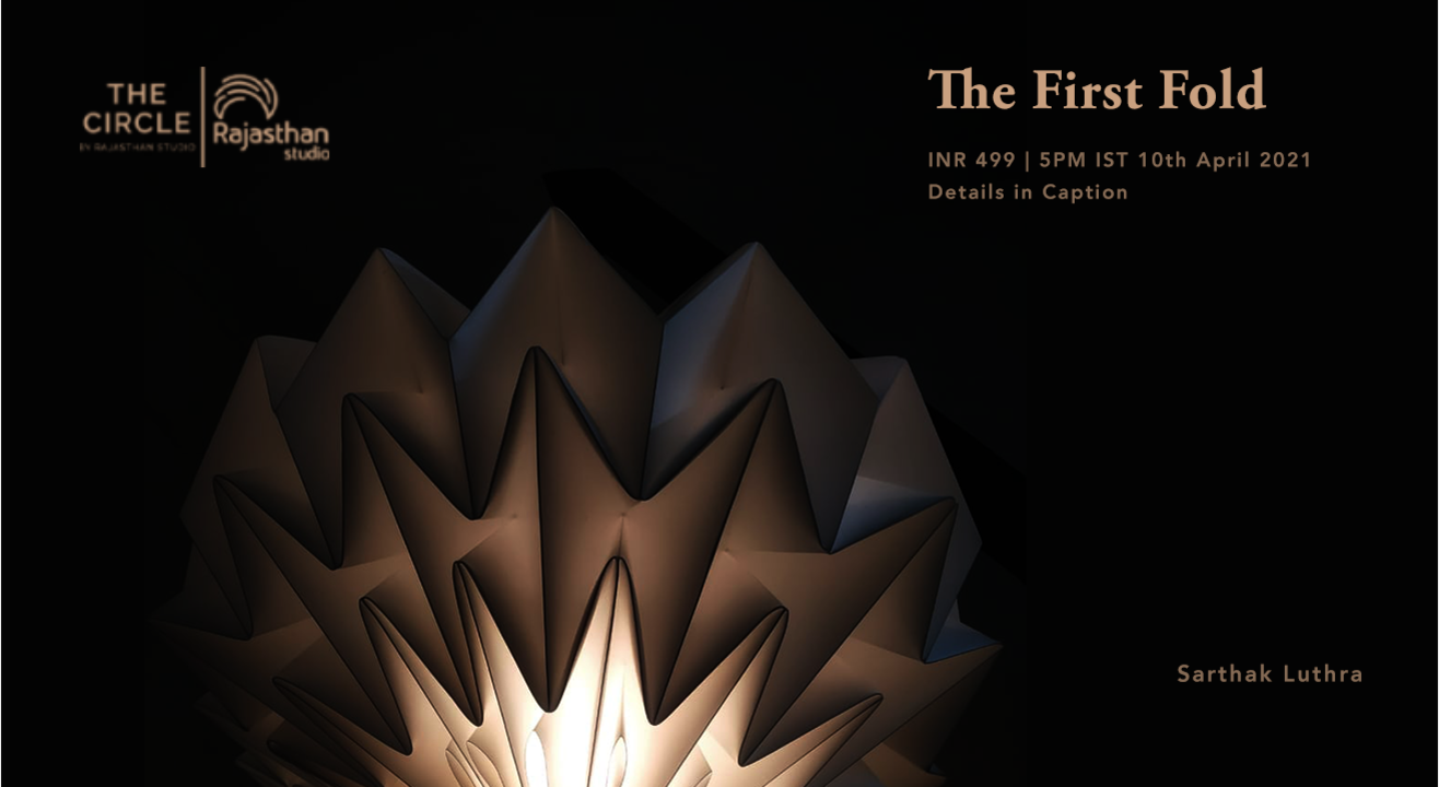 The First Fold Workshop  by Rajasthan Studio