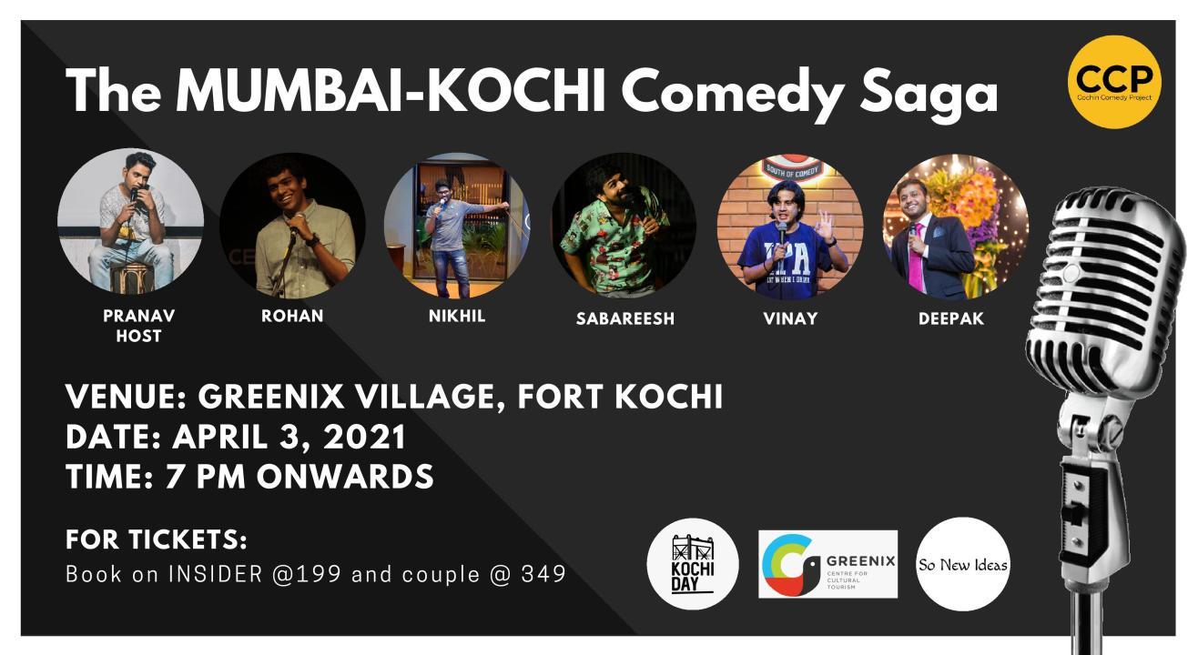The MUMBAI-KOCHI Comedy Saga