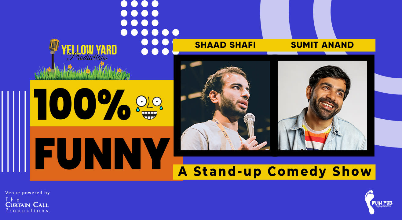 100% FUNNY ft. Sumit Anand & Shaad Shafi