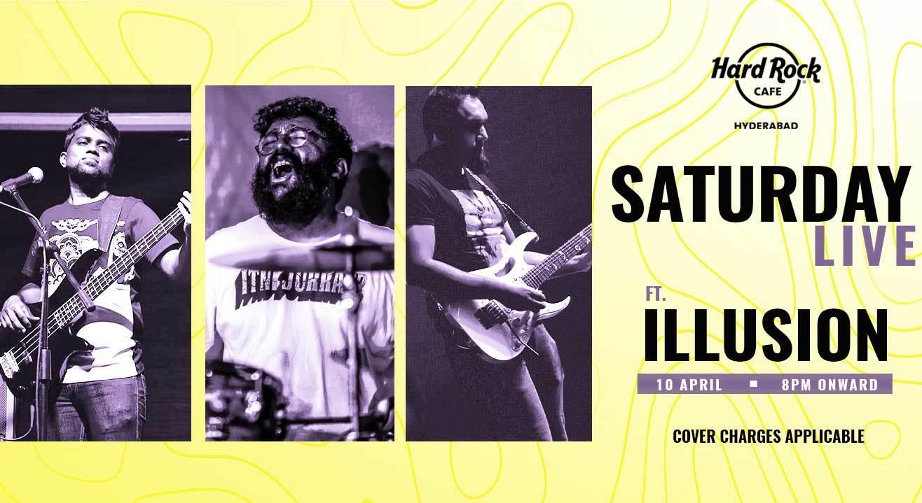 Saturday Live ft. Illusion