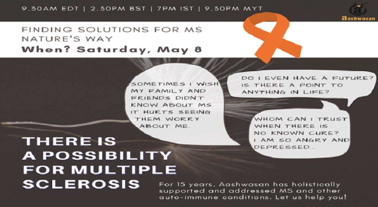Finding Solutions for MS (Multiple Sclerosis) Nature's Way