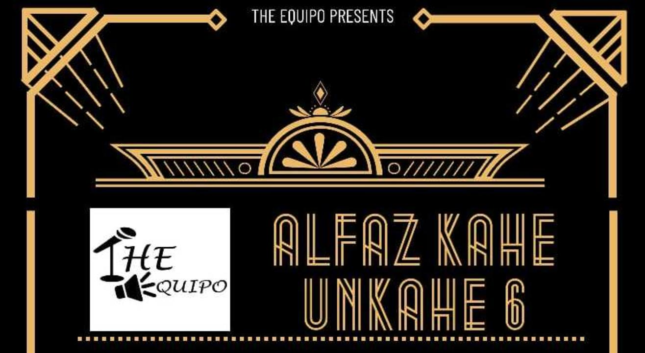 ALFAZ KAHE UNKAHE 6.0