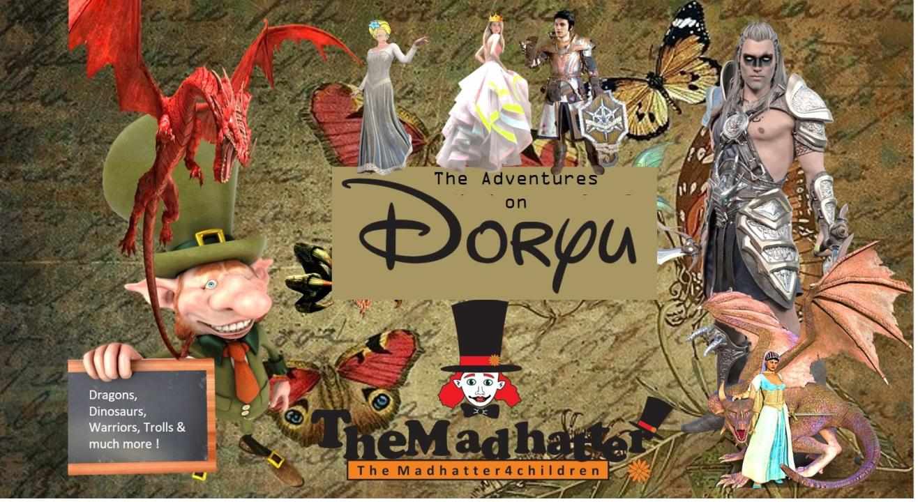 The Adventures On Doryu - All Previous Episodes