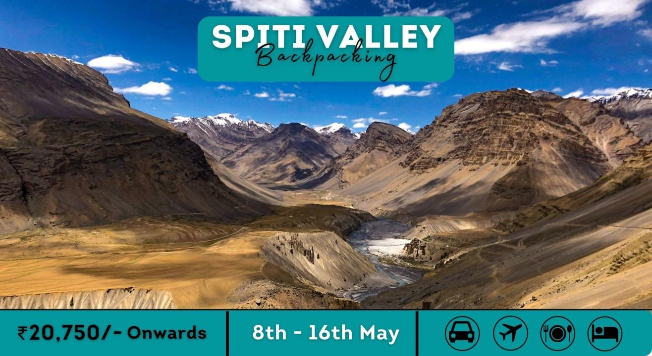 Spiti Valley Backpacking   Wandering Souls