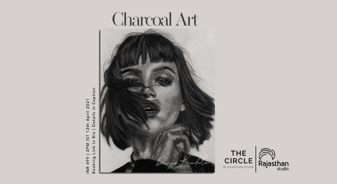 Charcoal Art Workshop by Rajasthan Studio