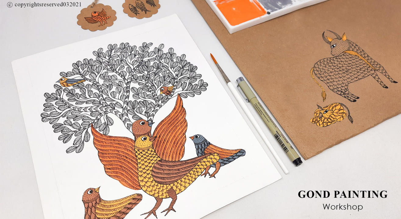 Gond Workshop