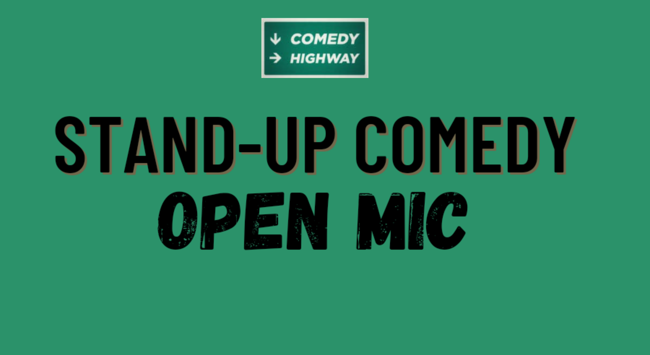 Stand-up Comedy Open Mic @ CSB