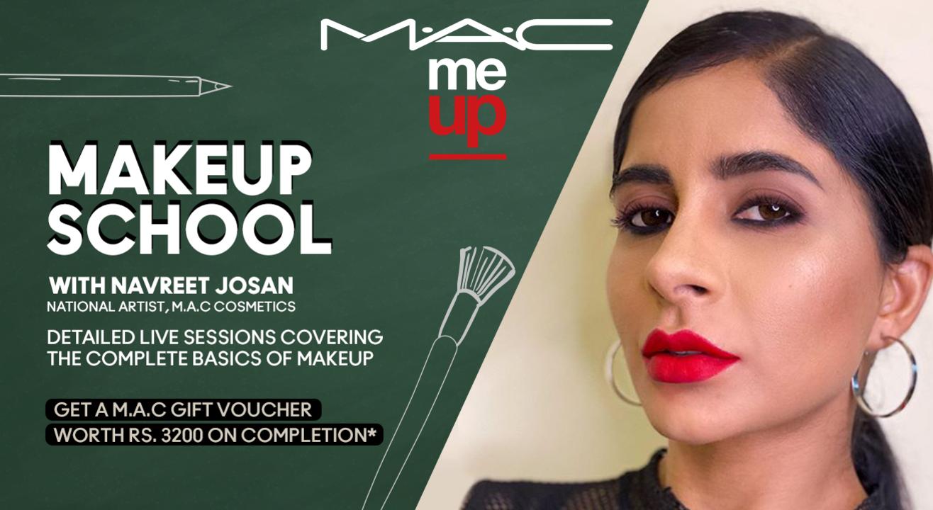 M.A.C Makeup School by Navreet Josan