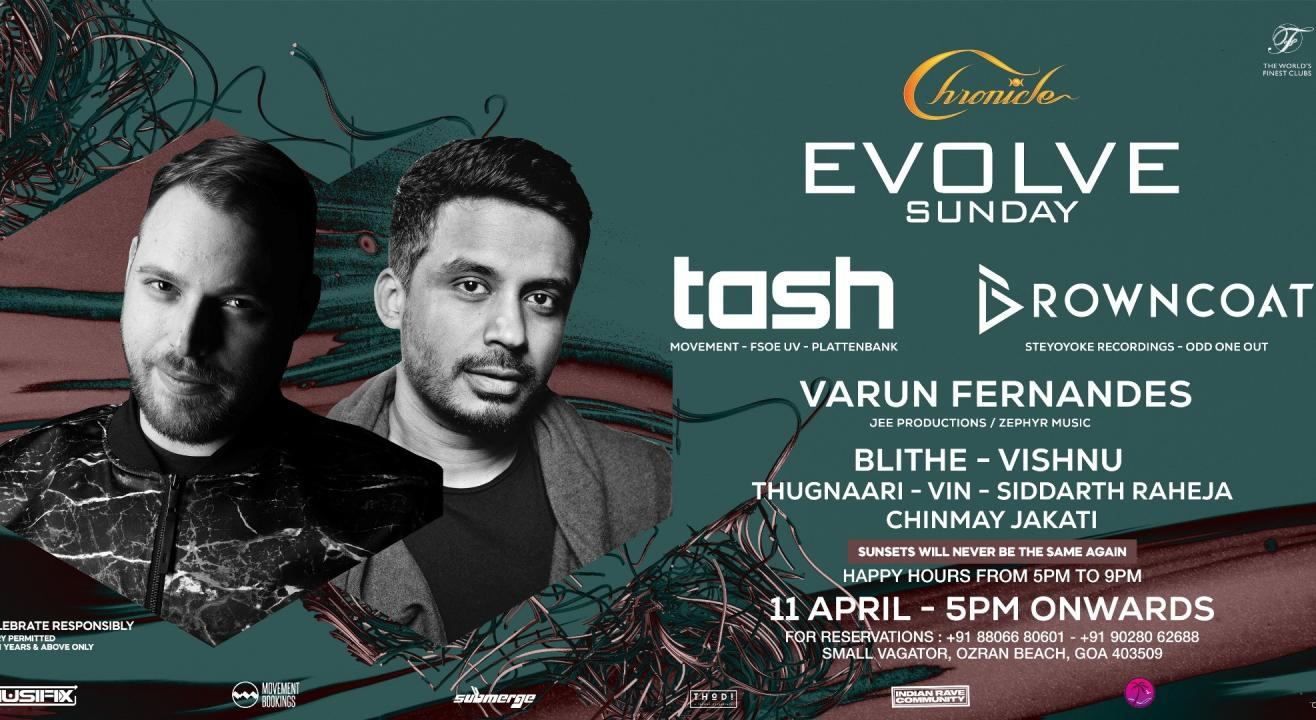 Chronicle - Evolve with Tash & Browncoat