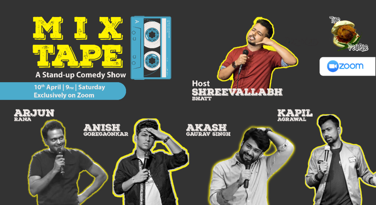 Mixtape : A Stand-up Comedy Show