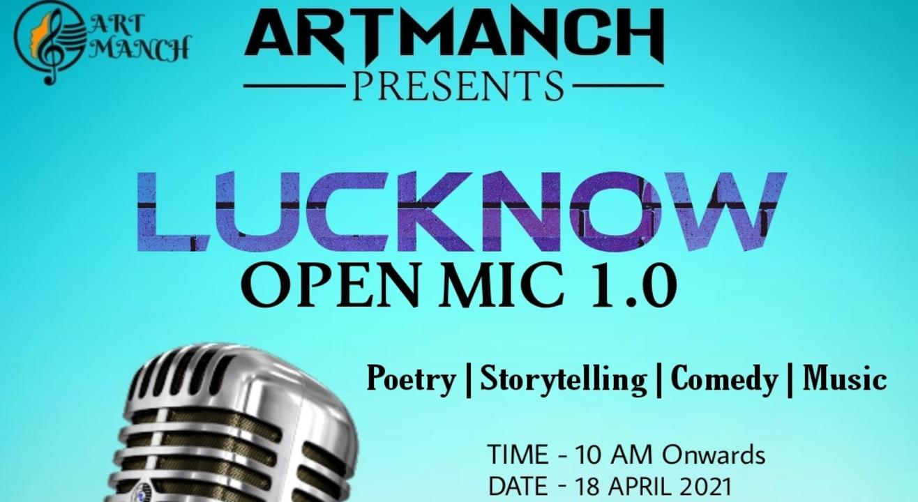 Lucknow Open Mic 1.0
