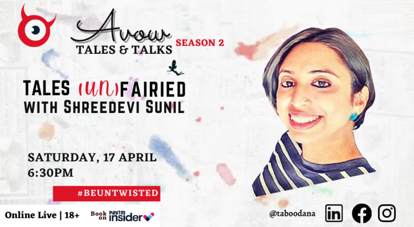 Taboodana Avow Tales (Un)Fairied by Shreedevi Sunil