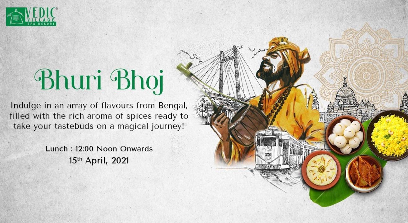 Bhuri Bhoj @ Vedic Village