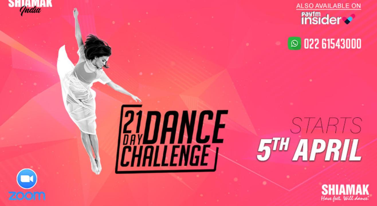 21 Day Dance Challenge - Seniors Batch (55+ years)