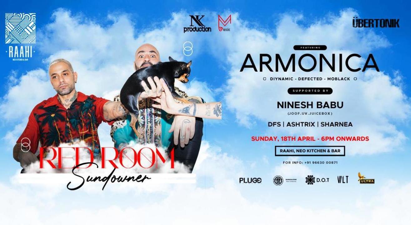 Armonica Live at Raahi Bangalore