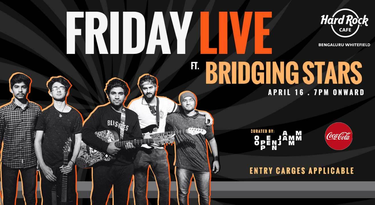 Friday Live ft. Bridging Stars