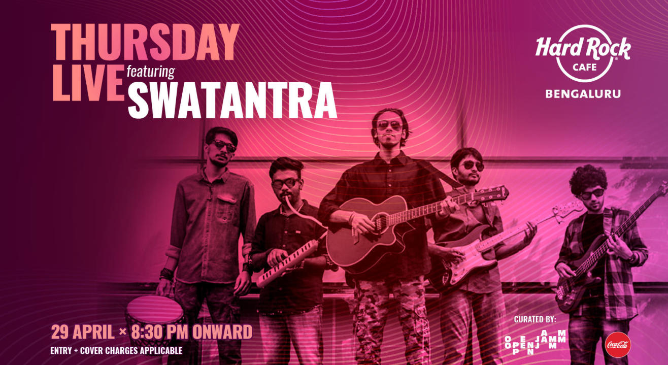 Thursday Live ft. Swatantra
