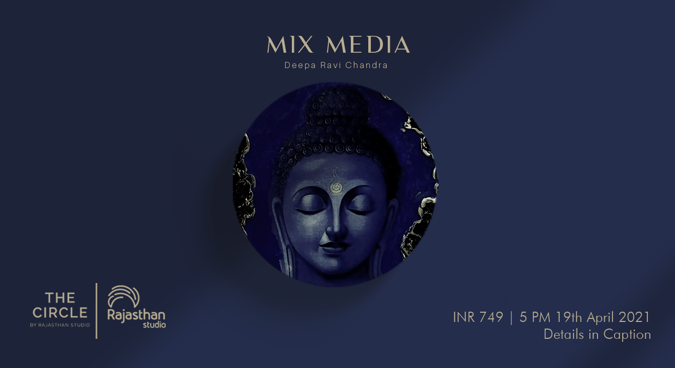Mix Media Workshop by The Circle Community