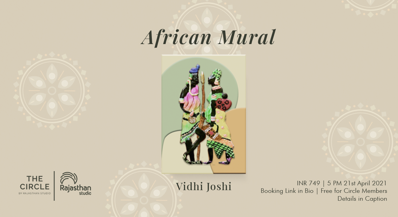 African Mural Workshop by The Circle Community