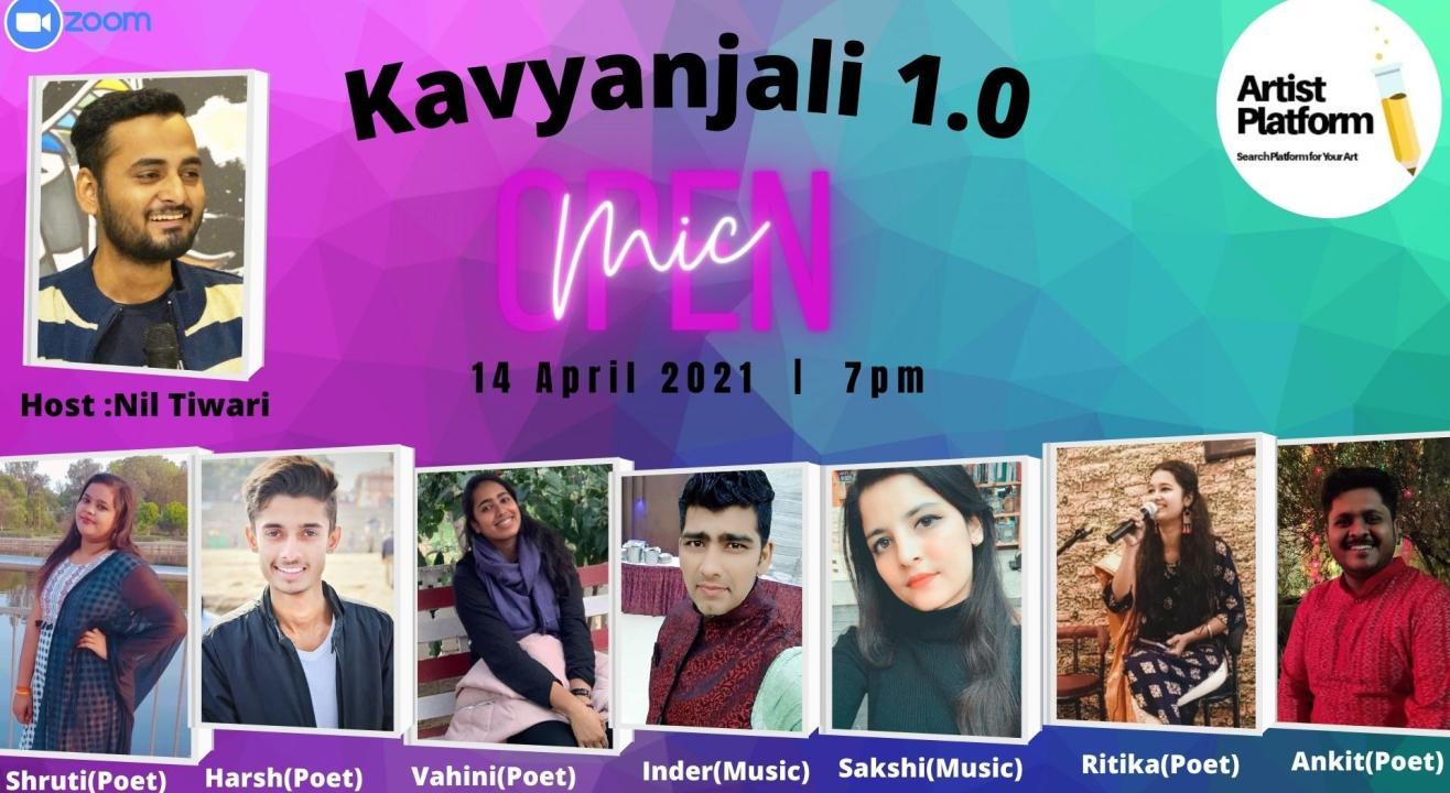 Kavyanjali - Poetry and Singing
