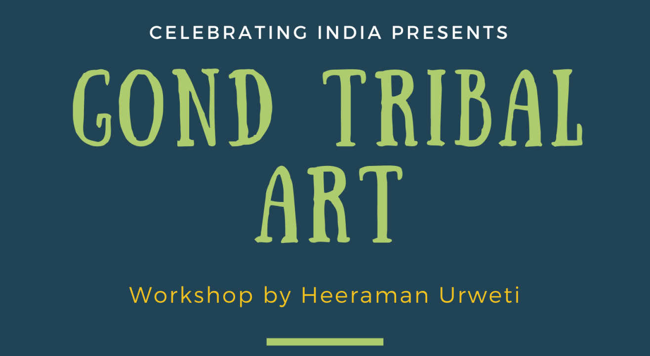 Gond Tribal Art by Heeraman Urweti
