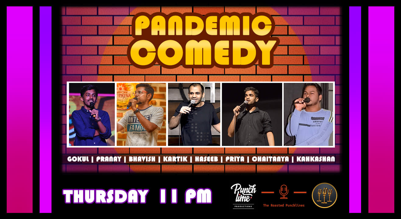 Pandemic Comedy