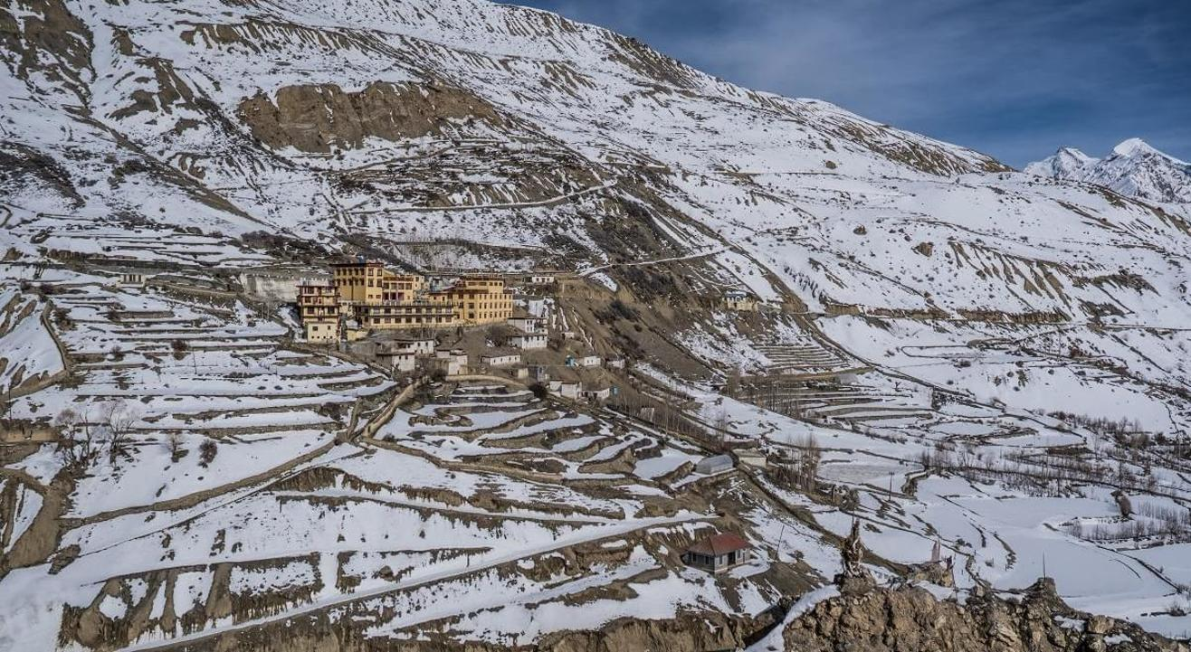 Spiti Valley in Winters | JustWravel