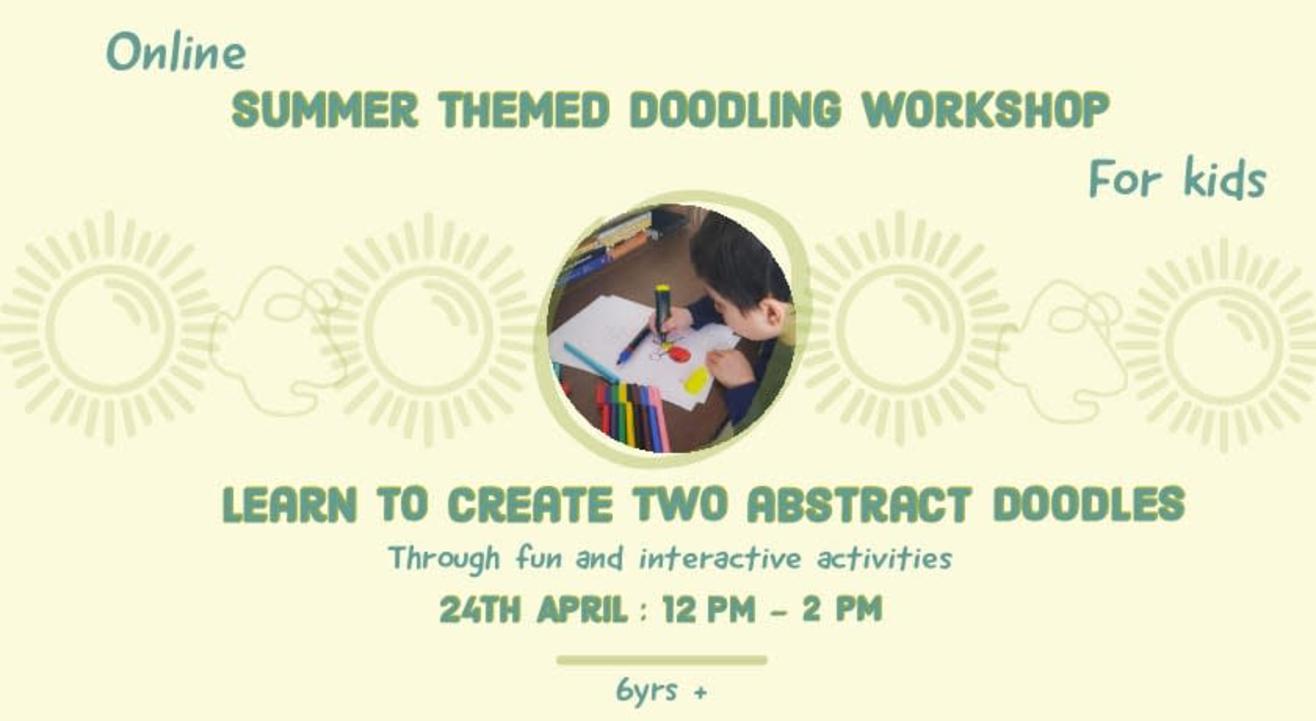 Doodling Workshop for Kids