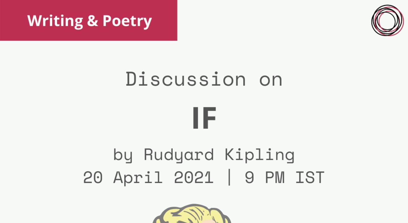 Discuss interpretations of the poem 'If' by Rudyard Kipling