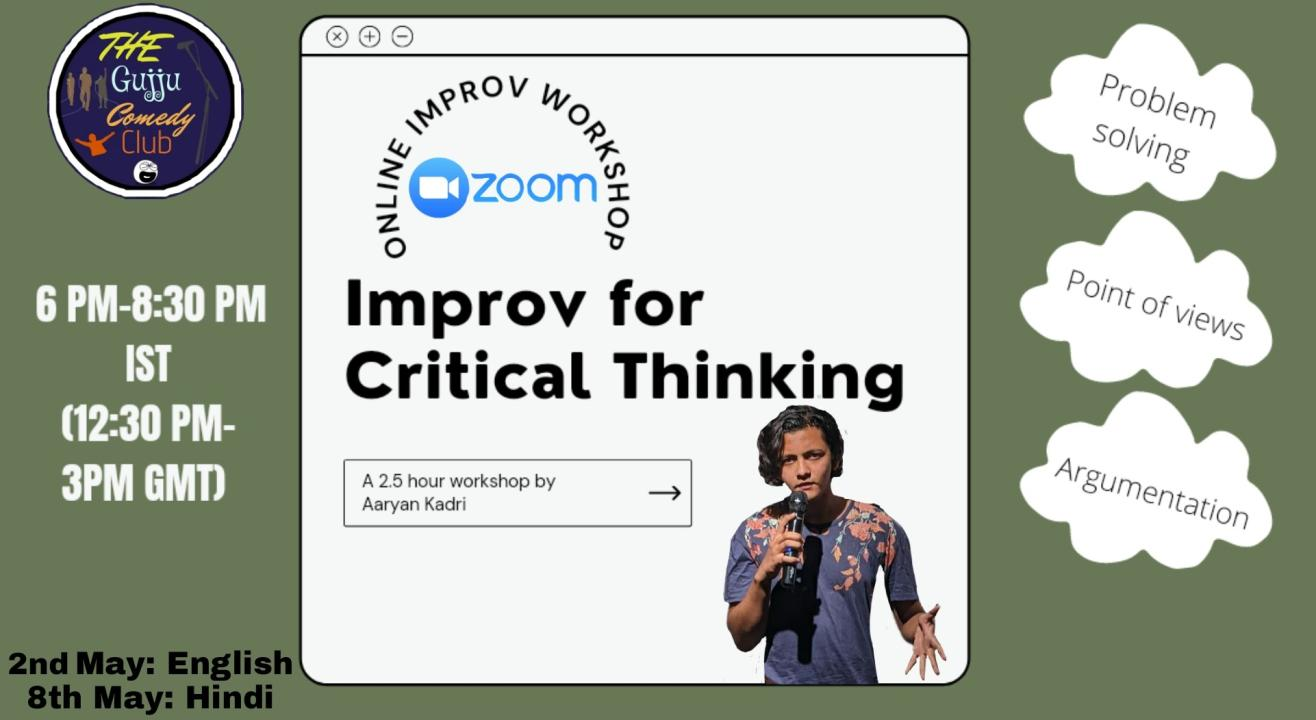 Improv for Critical Thinking: Workshop