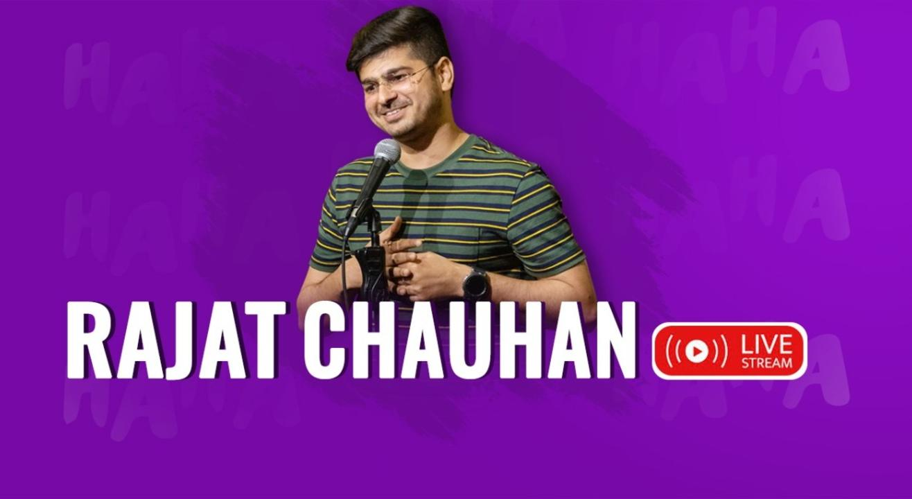 Rajat Chauhan Live (Read Description)