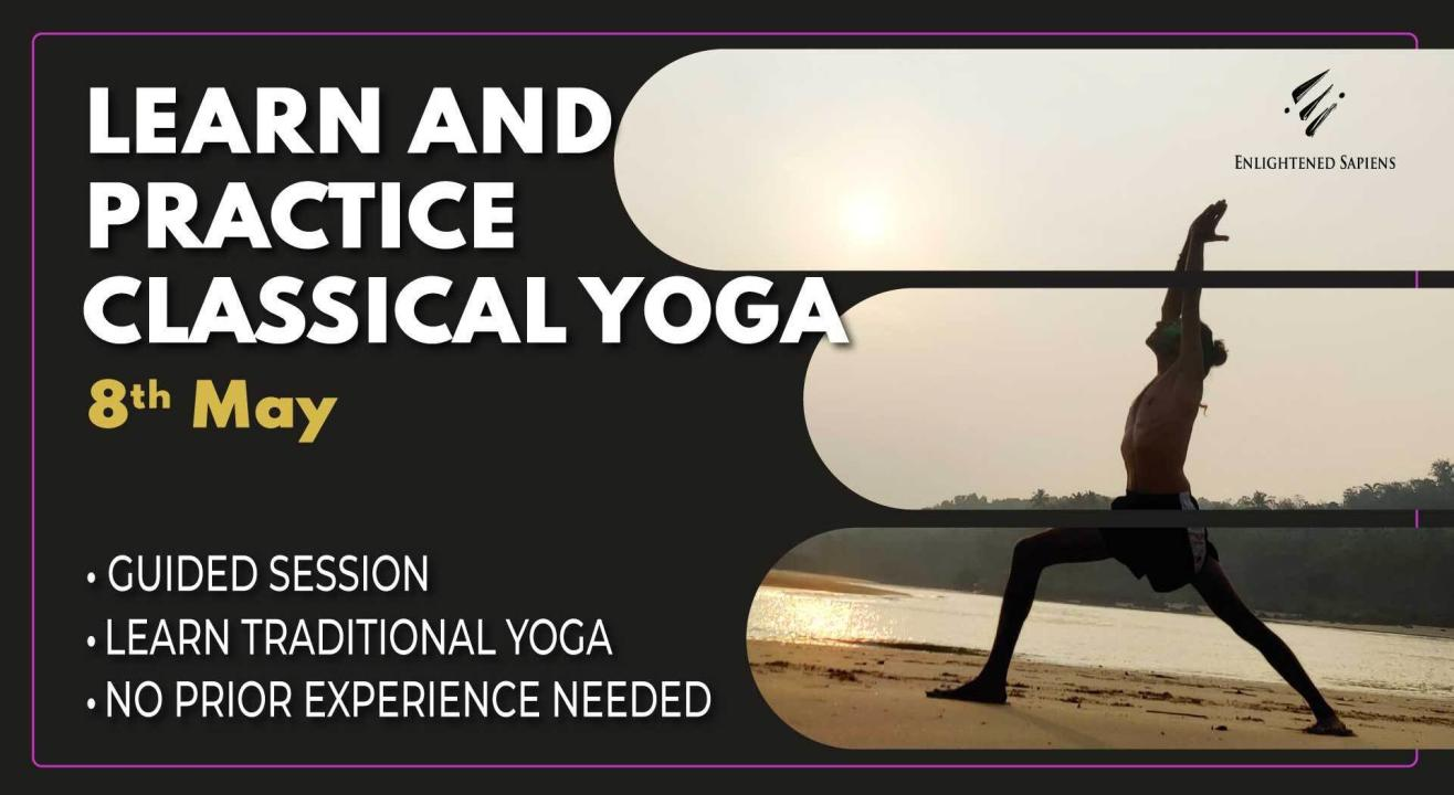 Learn and Practice Classical Yoga